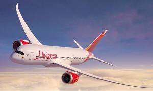 Bild Aerovias Nacionales De Colombia Sa
