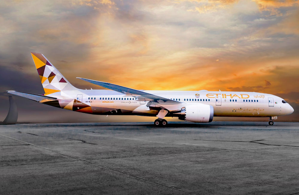 Bild Etihad Airways