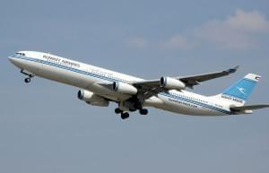 Bild Kuwait Airways