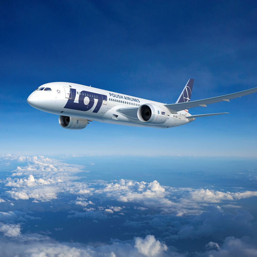 Bild LOT Polish Airlines