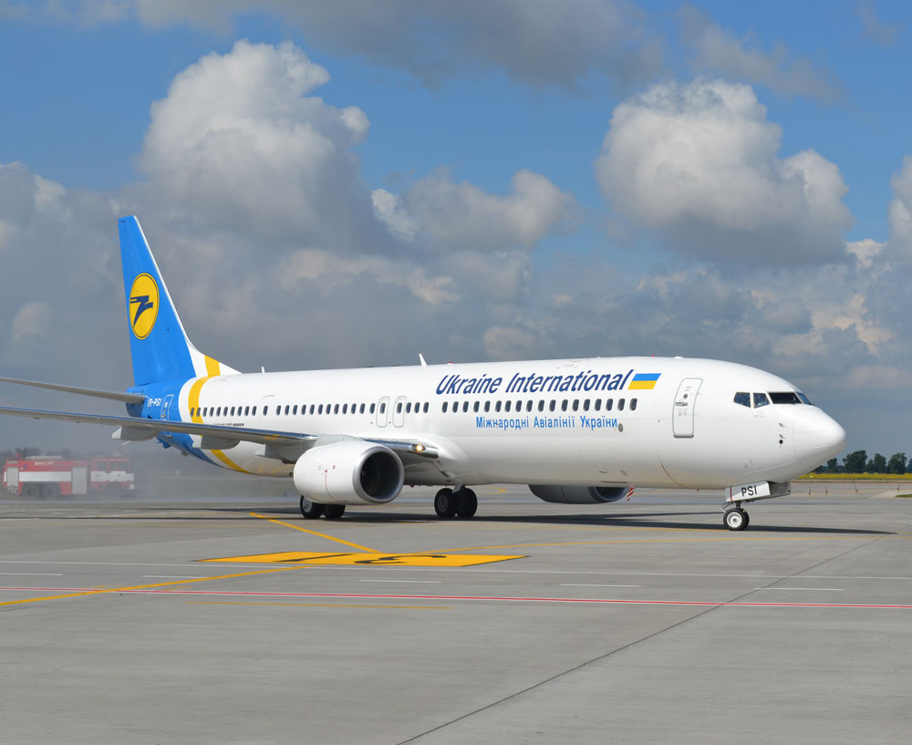 Bild Ukraine International Airlines