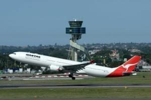 Bild Qantas Airways