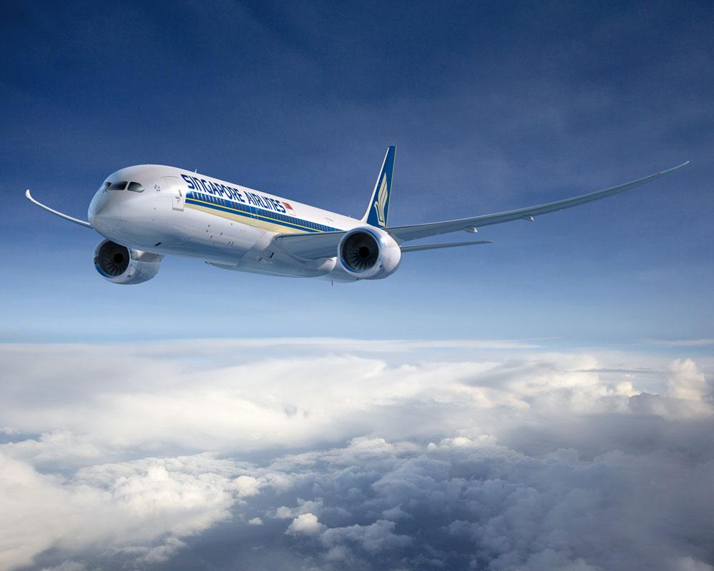 Bild Singapore Airlines