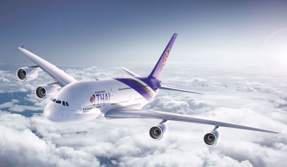 Bild Thai Airways