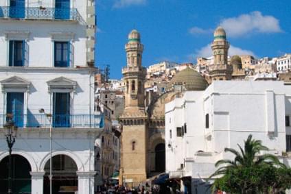 Städtereise nach Algier