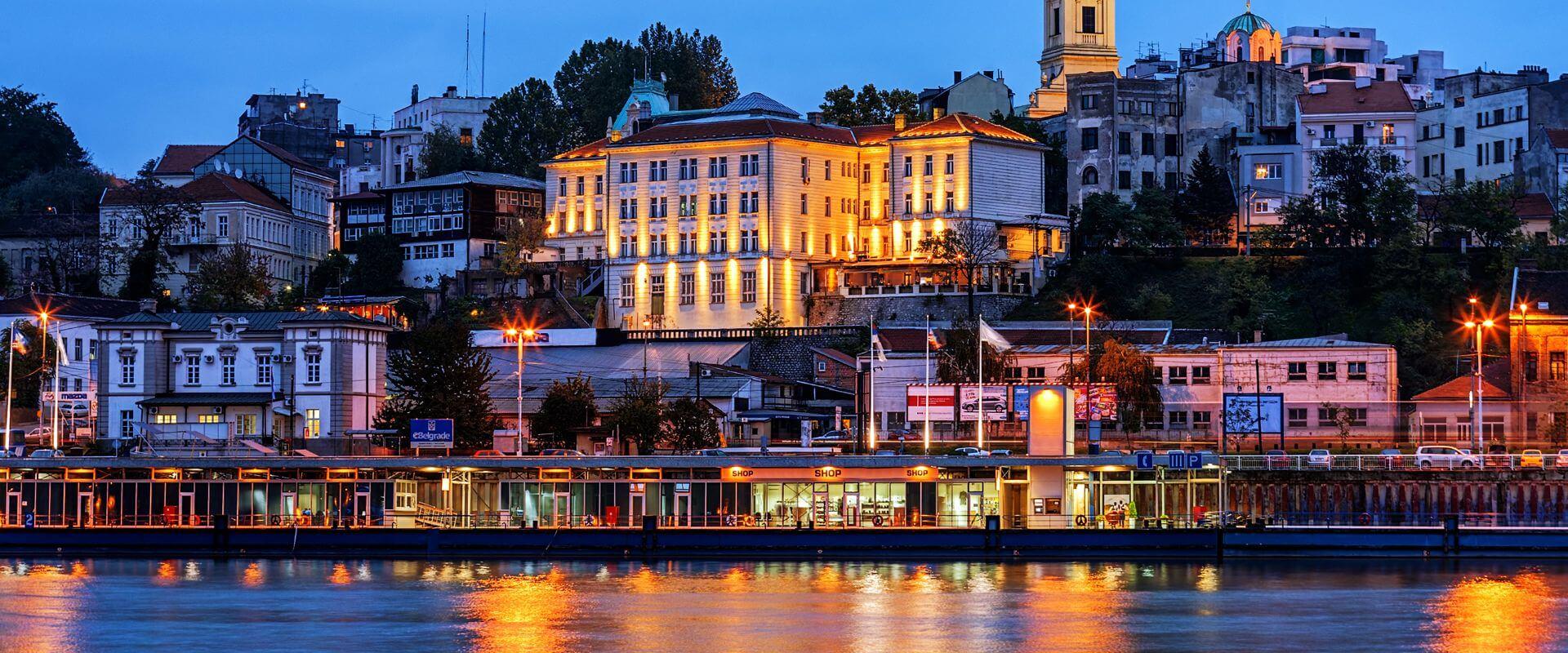Städtereise nach Belgrad