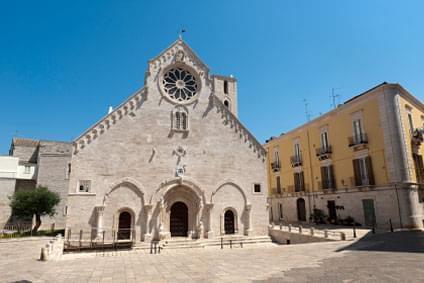 Städtereise nach Bari