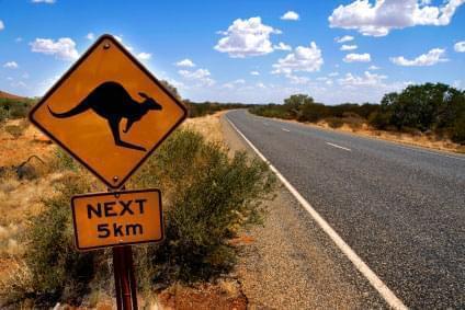 Städtereise nach Canberra