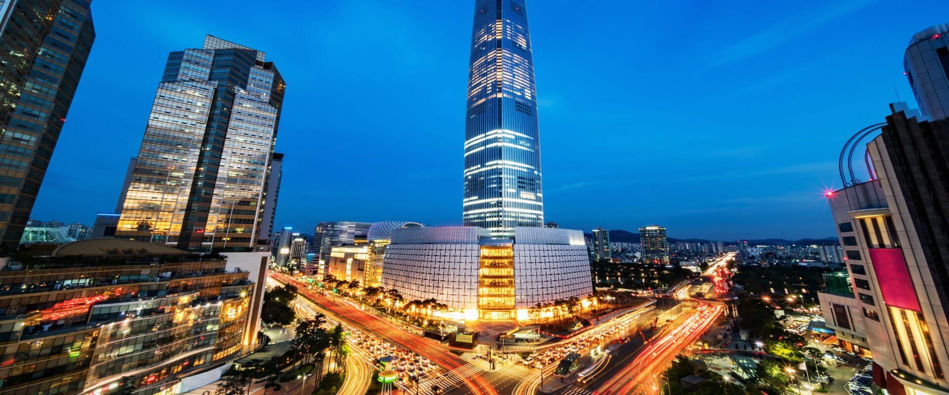 Städtereise nach Seoul