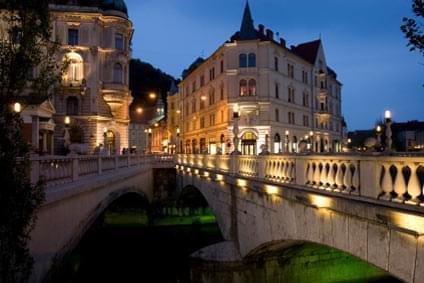 Städtereise nach Ljubljana