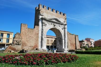 Städtereise nach Rimini