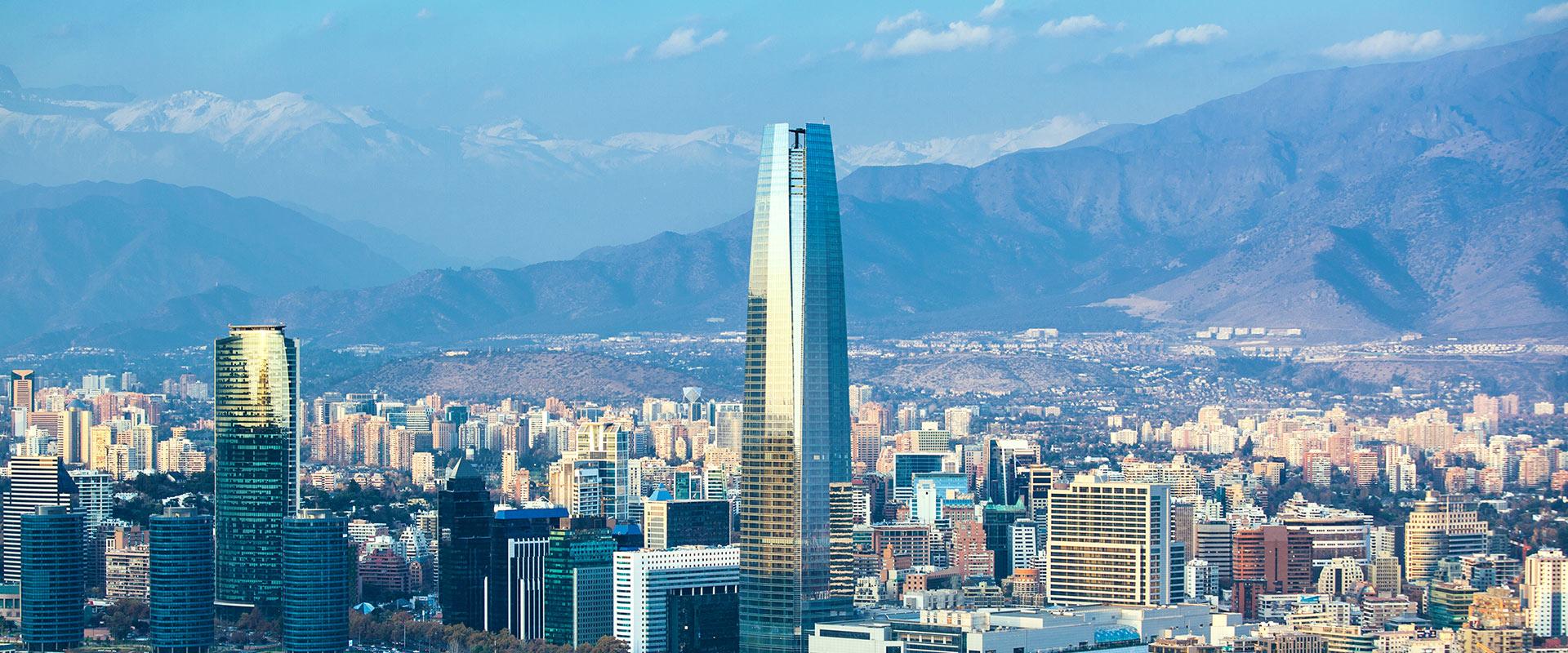 Bild Santiago de Chile