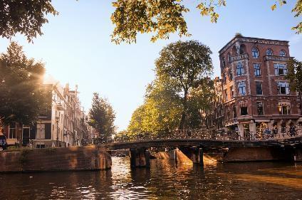 Städtereise nach Amsterdam