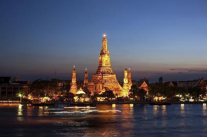 Städtereise nach Bangkok