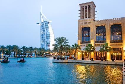 Städtereise nach Dubai