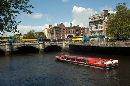 Städtereise nach Dublin