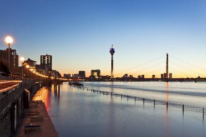 Städtereise nach Düsseldorf