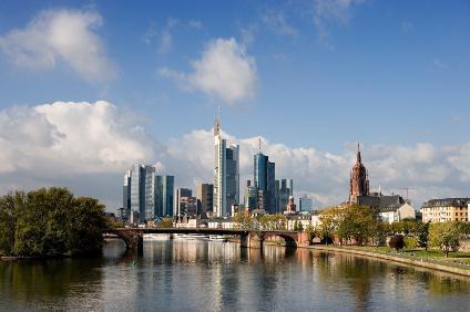 Städtereise nach Frankfurt am Main