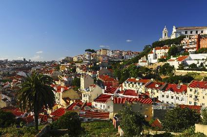 Städtereise nach Lissabon