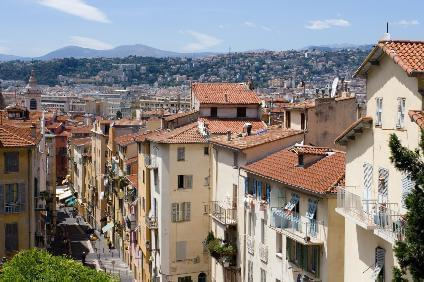 Städtereise nach Nizza