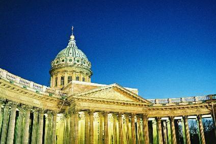 Städtereise nach St. Petersburg