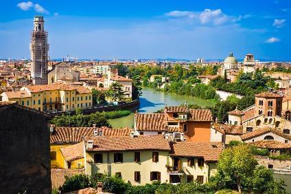 Städtereise nach Verona