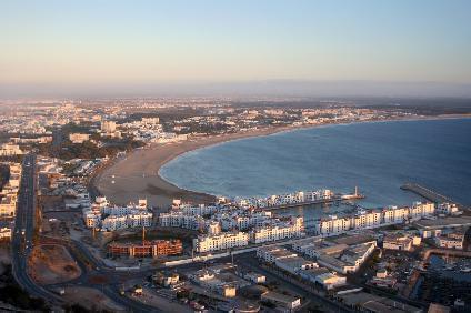 Städtereise nach Agadir