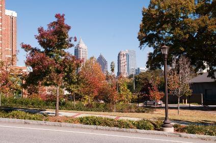 Städtereise nach Atlanta