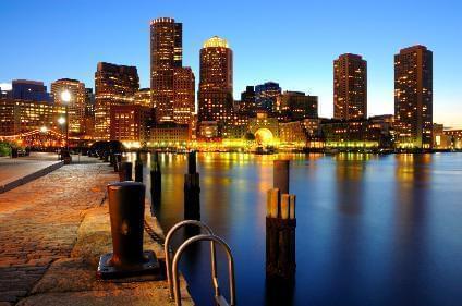 Städtereise nach Boston