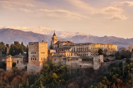 Städtereise nach Granada