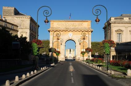 Städtereise nach Montpellier
