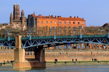 Städtereise nach Toulouse