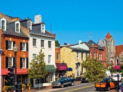 Städtereise nach Baltimore