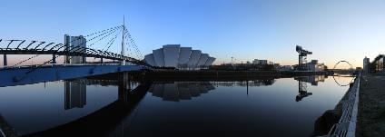 Städtereise nach Glasgow