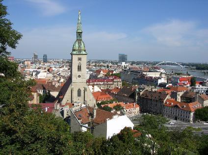 Städtereise nach Bratislava
