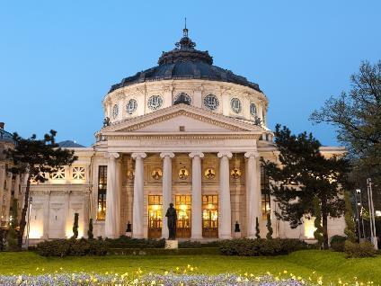 Städtereise nach Bukarest