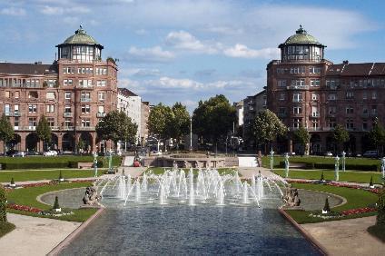 Städtereise nach Mannheim