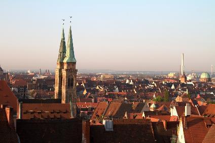 Städtereise nach Nürnberg