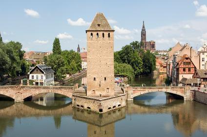 Städtereise nach Strasbourg