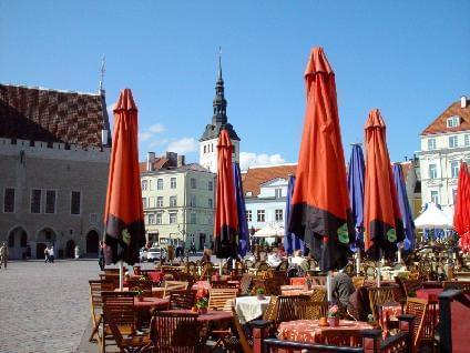 Städtereise nach Tallinn