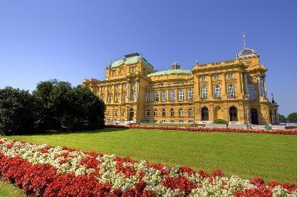 Städtereise nach Zagreb