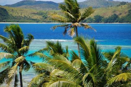 Flüge - Von, nach und ab Fidschi günstig buchen