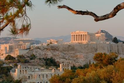 Flüge - Von, nach und ab Griechenland günstig buchen