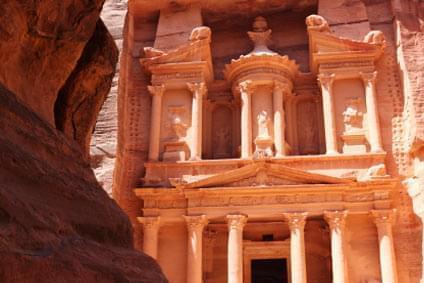 Flüge - Von, nach und ab Jordanien günstig buchen