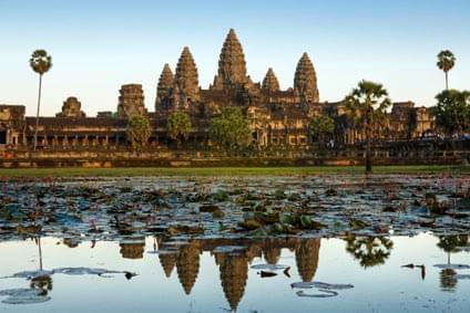 Flüge - Von, nach und ab Kambodscha günstig buchen