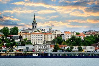 Flüge - Von, nach und ab Serbien günstig buchen