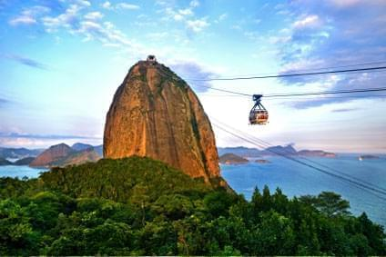 Flüge von und nach Südamerika