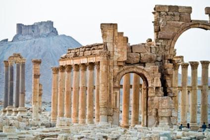 Flüge - Von, nach und ab Syrien günstig buchen
