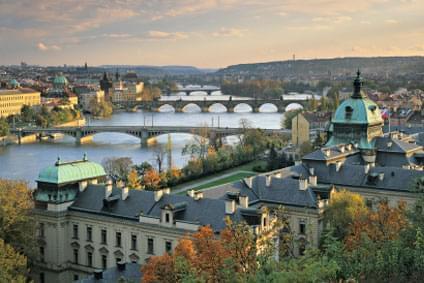 Flüge - Von, nach und ab Tschechien günstig buchen