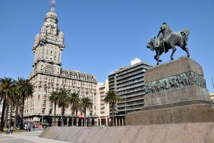 Flüge - Von, nach und ab Uruguay günstig buchen